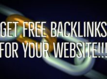 Easy Way to Get 30000+ Free Backlinks