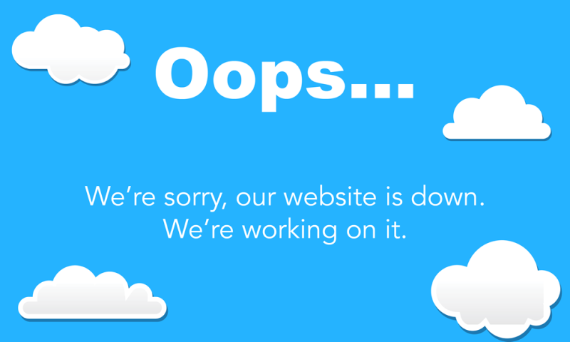 WordPress Down?