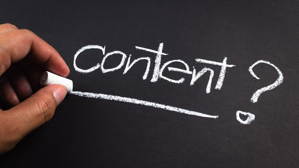 What is Quality Content?