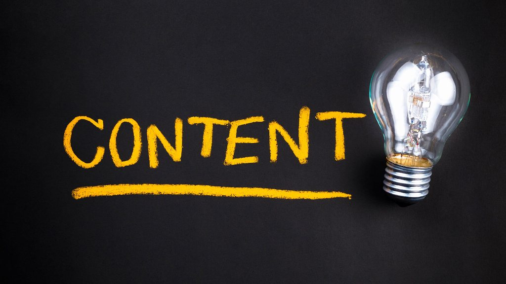 Quality Content is Relevant and Contextual