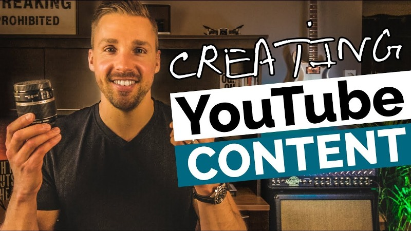 10 Steps to Create YouTube Content for Beginners
