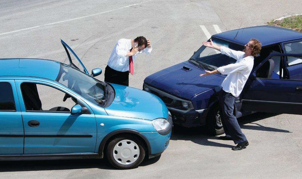 How to Deal with a Car Accident on Private Property