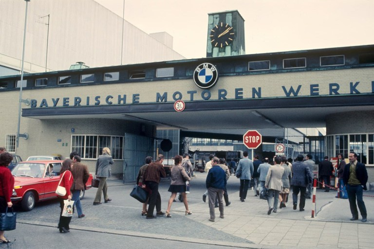 BMW Bavarian Motor Works