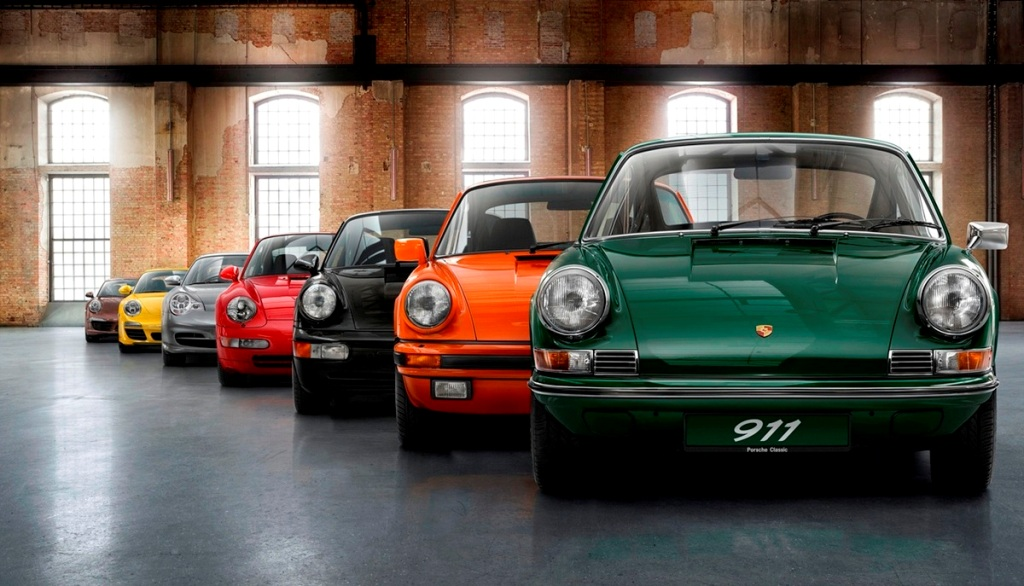 Here Are 10 Most Popular Porsche Cars