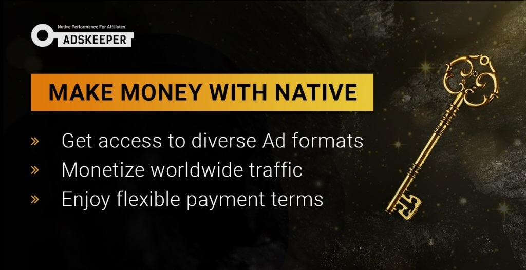 Best Native Ads Network Adskeeper