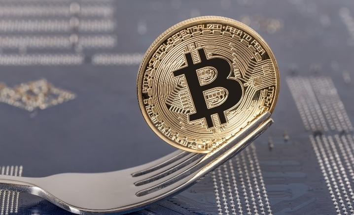 Fork in Cryptocurrency