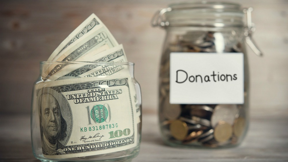 Non-Profit Organizations with the Biggest Charitable Donations
