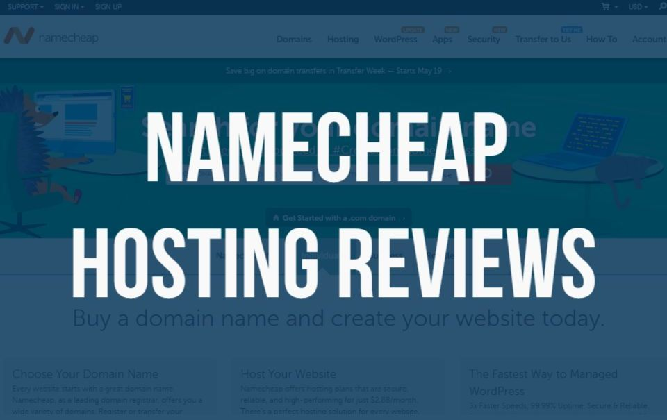 SLBuddy.com NameCheap Web Hosting Review