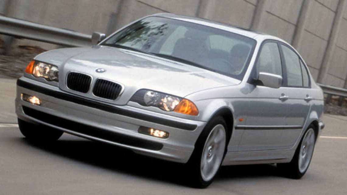 Looking back the 6 Generations of BMW 3-Series cars